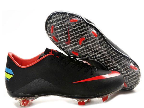88d57cfc8 ... 50% off nike mercurial vapor viii chaussure de football pour terrain  sec pour homme noir