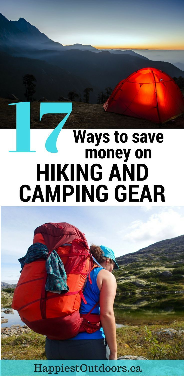Photo of 17 ways to save money on hiking gear