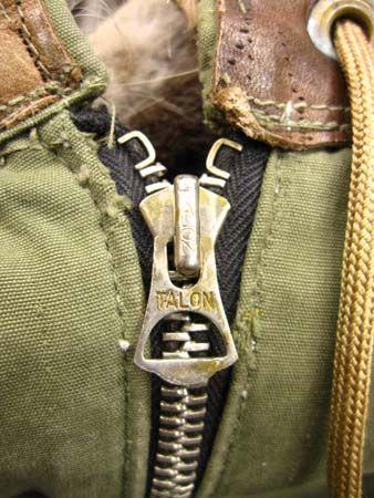 Wwii Talon Zipper Vintage Clothing Men Workwear Vintage Dad Fashion