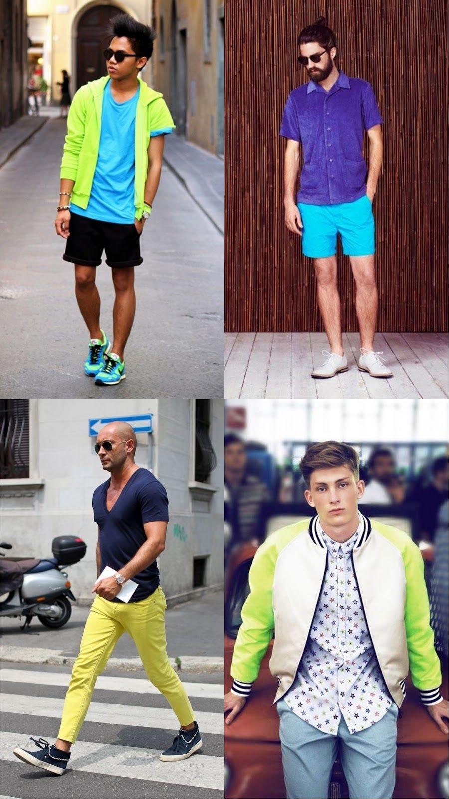 10 Tendências da Moda Masculina Primavera Verão 2018 2019 ... 4e603c5ddd