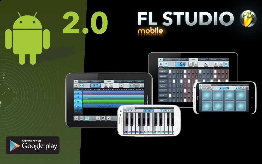 Download apk fl studio mobile for android.