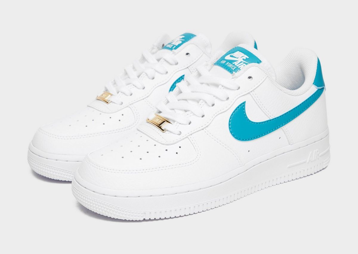 air force 1 azul claro