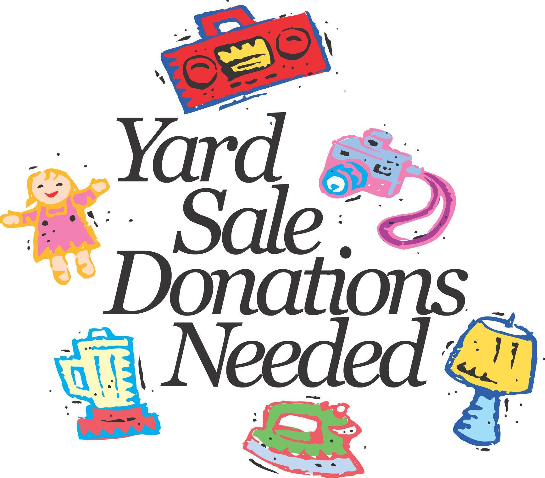 yard sale flyer template word