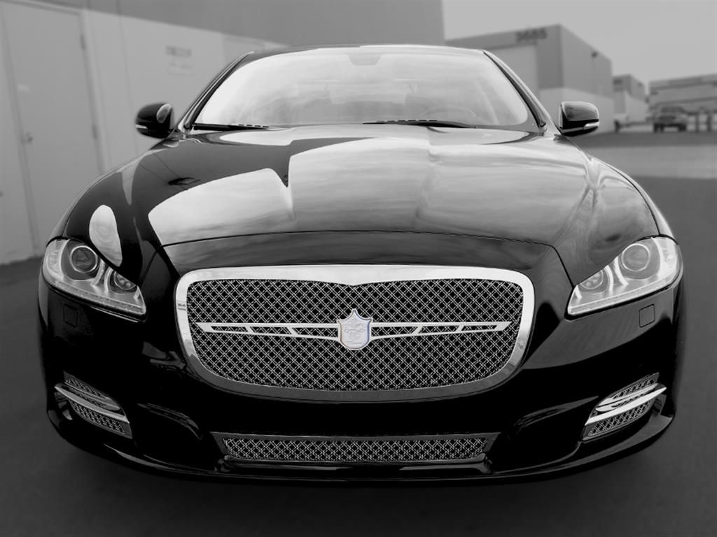 Jaguar After Modification And Or Restoration By Tiarra Luxury