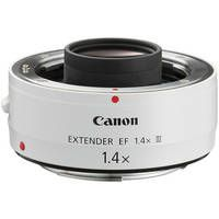 This is a great addition to the 70-200 zoom or any of the white canon lenses (it wont fit on any lens that isn't white) Canon 1.4x EF Extender III (Teleconverter)