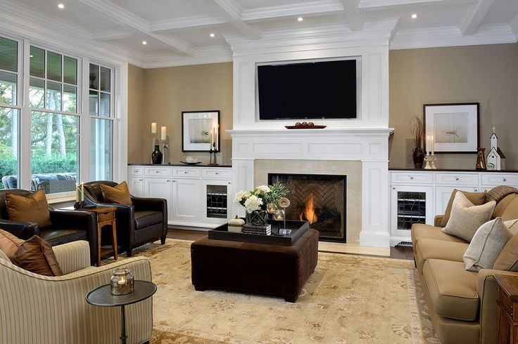 Photo of Cozy family room