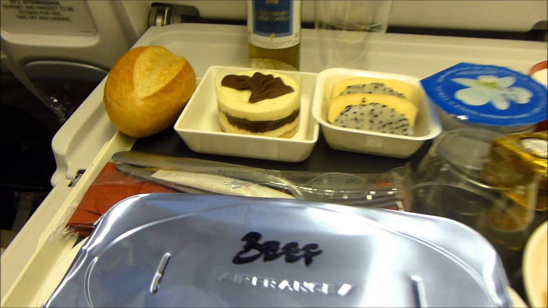 Whole Flight Air France Boeing 777300ER Premium Economy