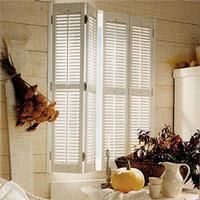 Traditional Interior Shutter from Pinecrest, Model: #20-panel style B