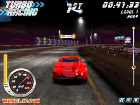 turbo racing funny online game for boys free online cars games 2013 see