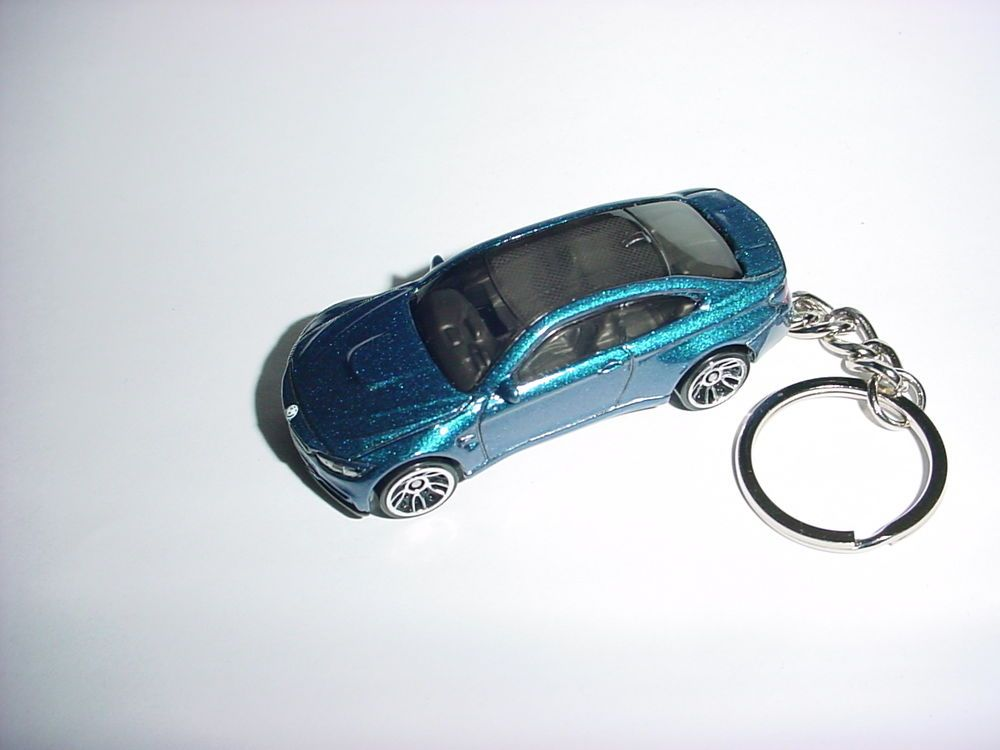 Handmade Laser Cut Gift Luxury Keychain Daihatsu Copen Leather Keyring