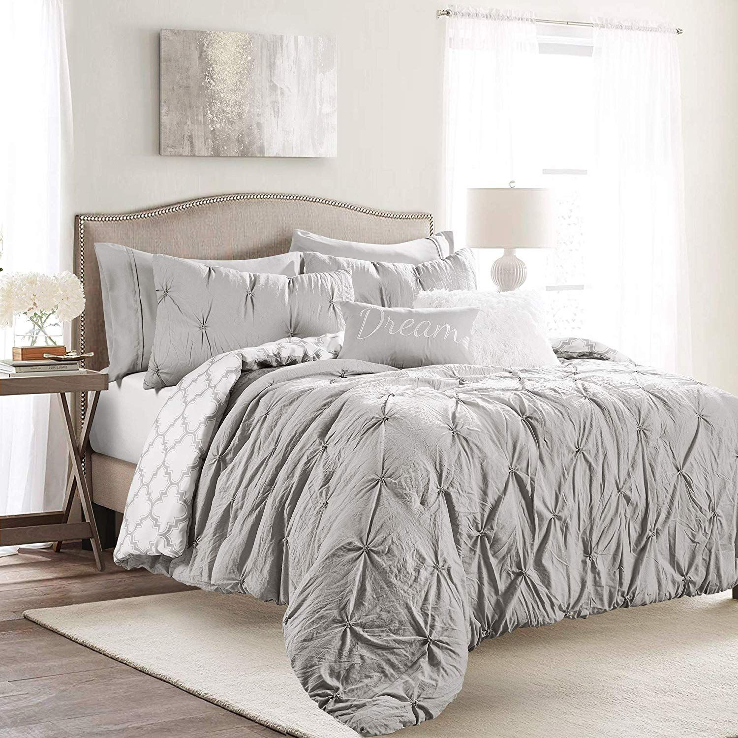 Farmhouse Comforters Rustic Comforters Farmhouse Goals In 2020 Comforter Sets Simple Room Farmhouse Bedding Sets