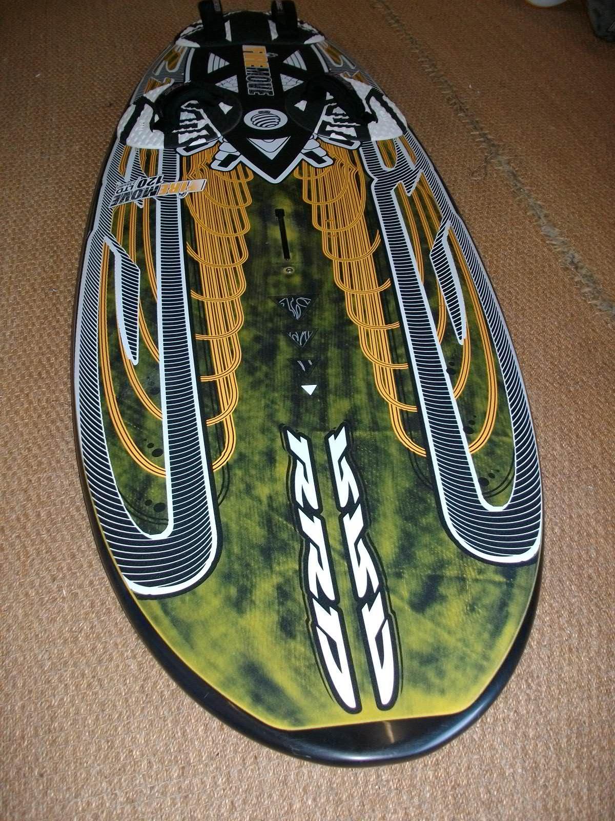 Ma RRD Firemove 120 l LTD | windsurfen