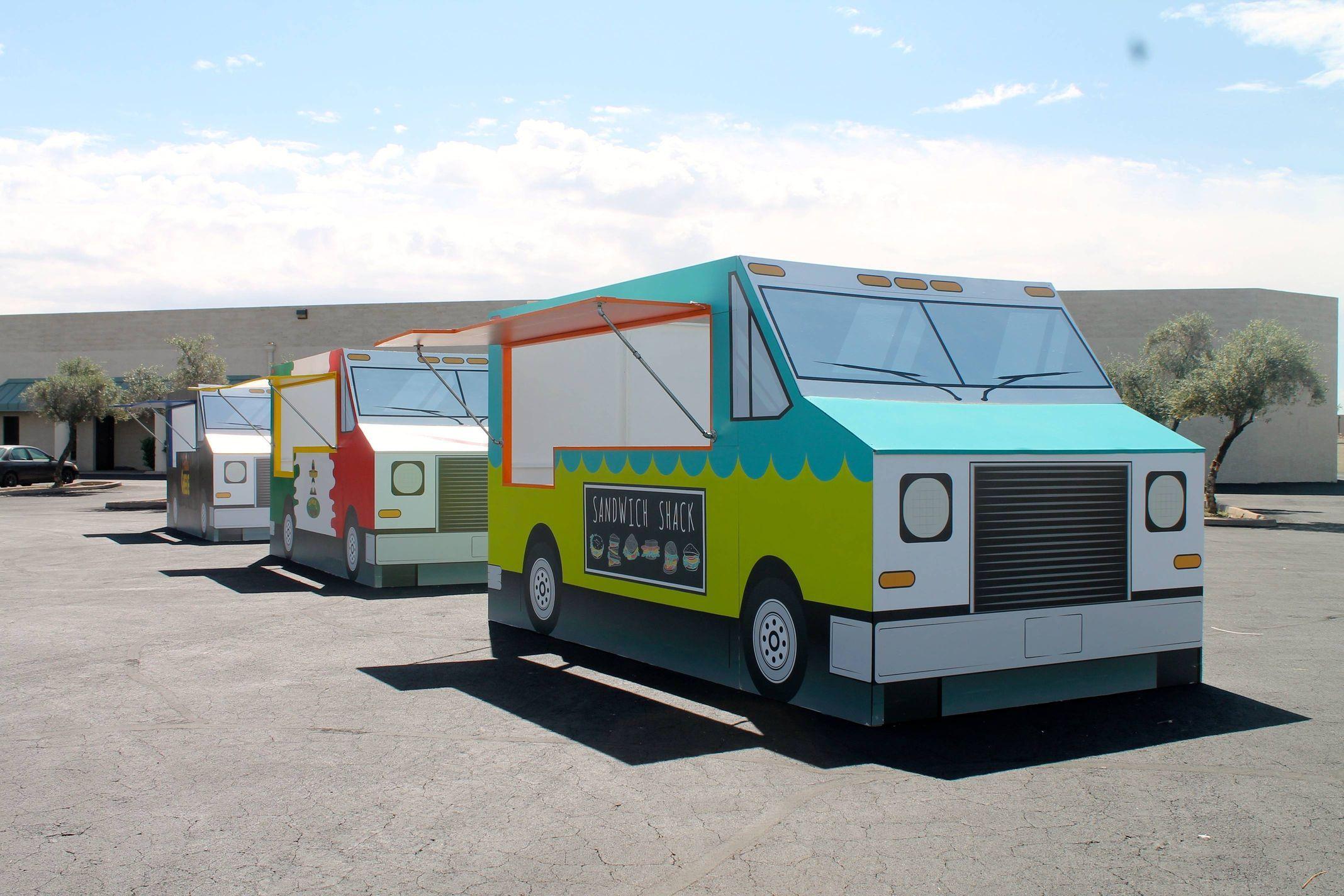 Encore food truck facades encore creative food truck
