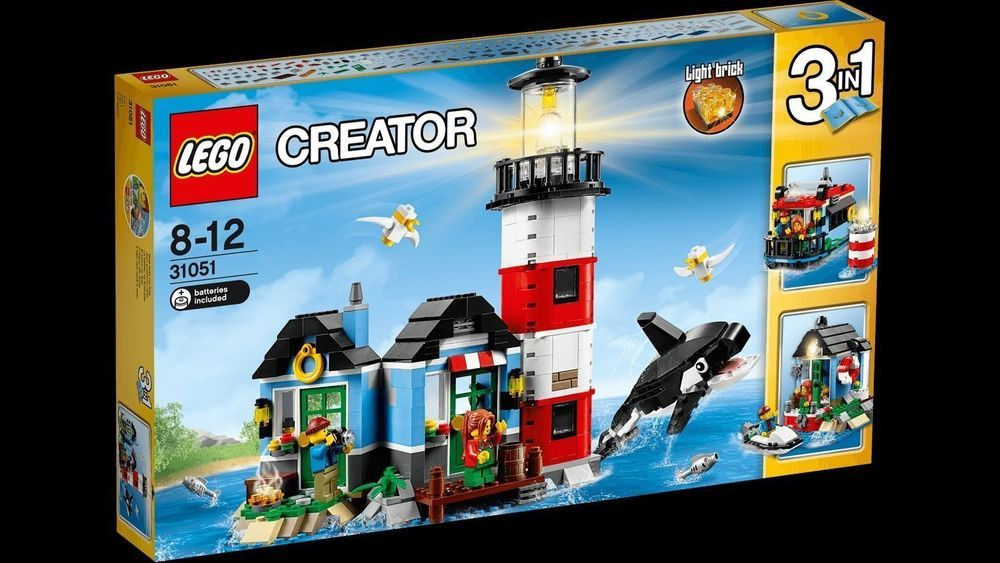 BRAND NEW LEGO Creator 31051 Lighthouse Point