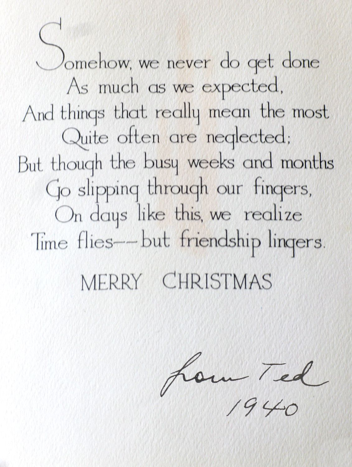 Christmascard card sayings christmas pinterest cards christmas card eddie ross found in a flea market bundle christmas decorations ideas m4hsunfo Image collections