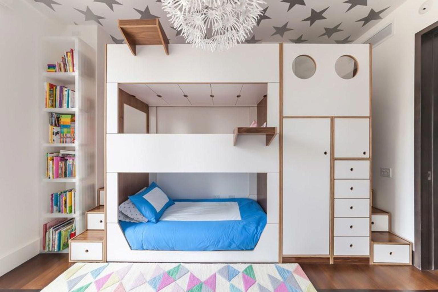 Pin by Stellaliv Orcel on Lits superposés Bunk beds