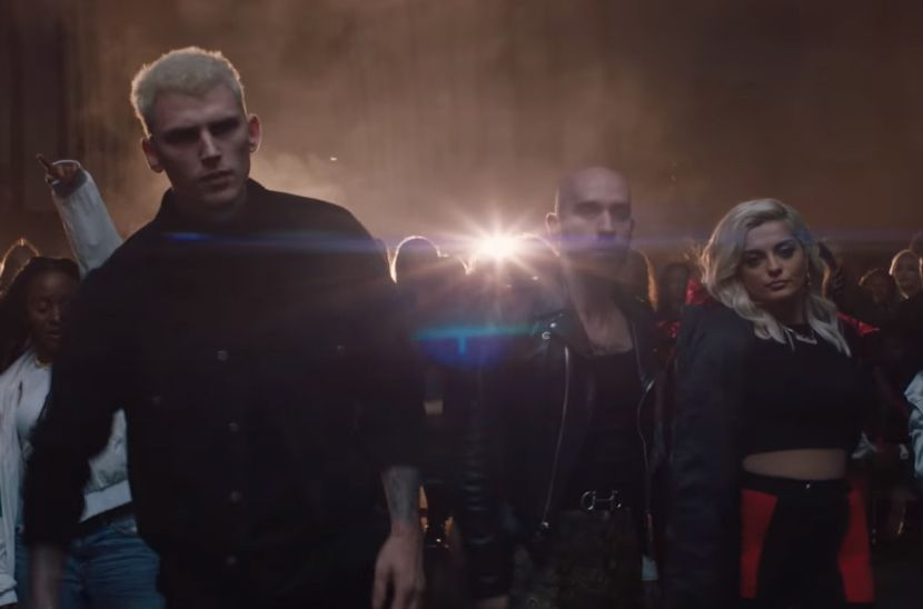 Machine Gun Kelly X Ambassadors And Bebe Rexha Join Forces For New