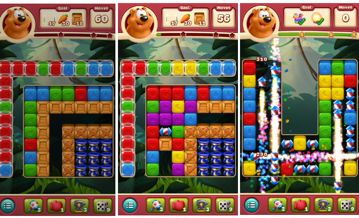 Game Review Toon Blast Games, Games to play, Mobile game