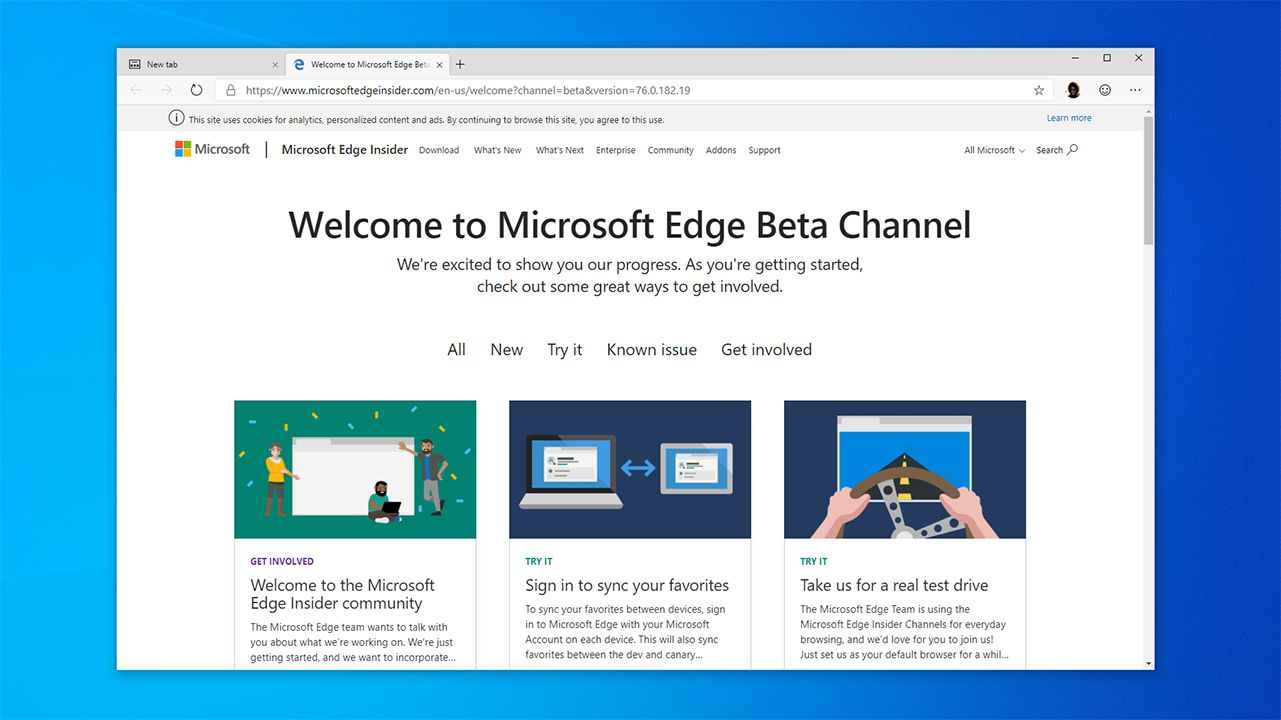 Microsoft To Re Introduce Edge Insider Extension For Chromium Edge