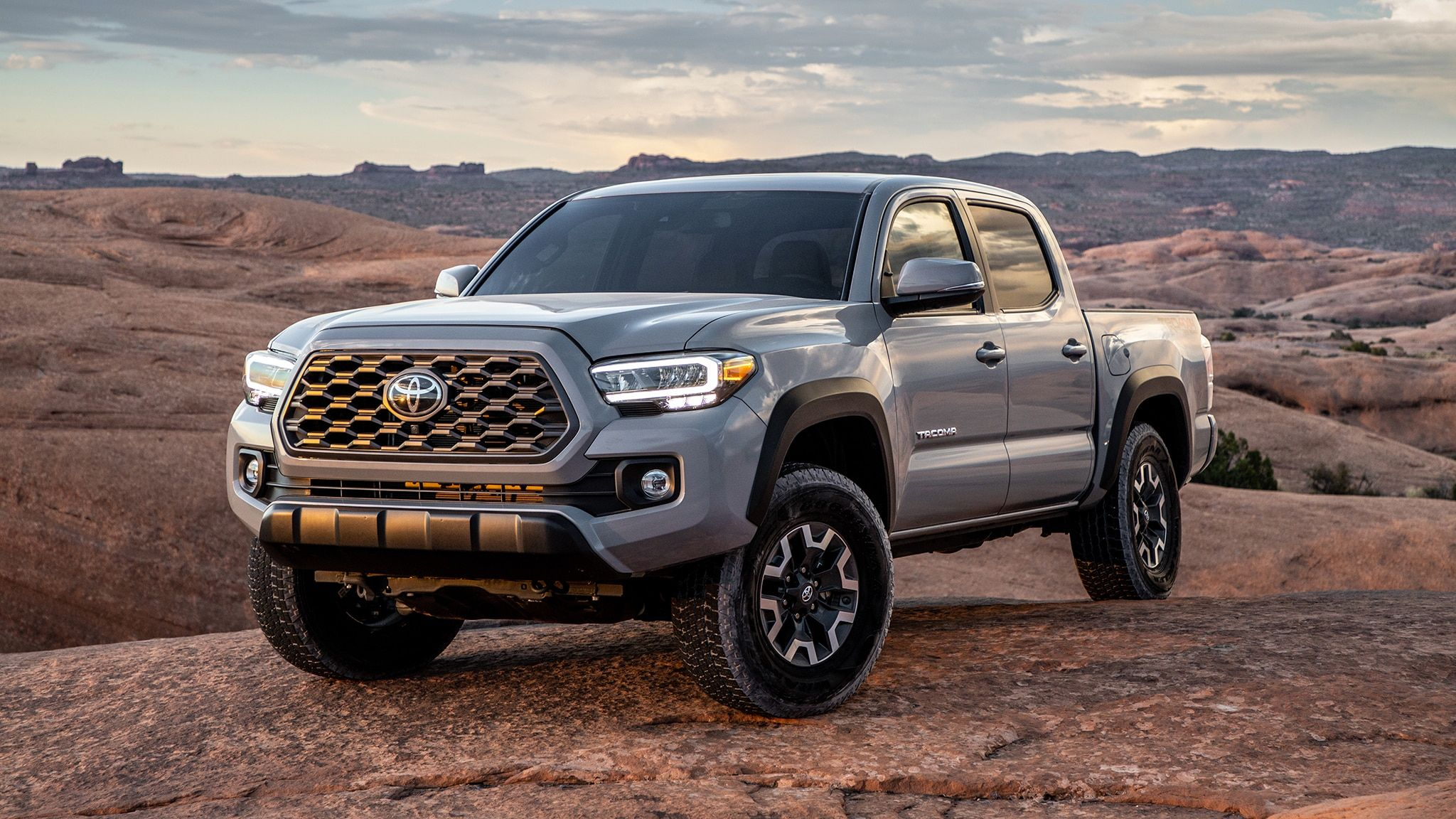 Toyota Offering Cash Back 0 Financing On 2020 Tacoma Pickups In 2020 Toyota Tacoma Trd Tacoma Truck Toyota Tacoma Trd Sport