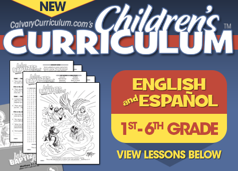 Free Bible Curriculum For Preschool Through 6th Grade And Even