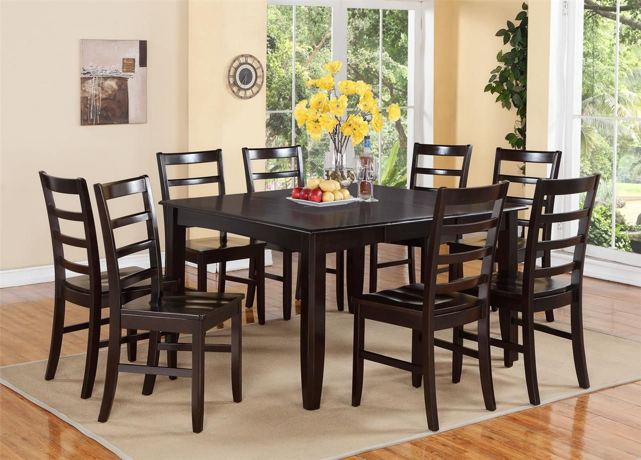Dining Room Tables 8 Seats