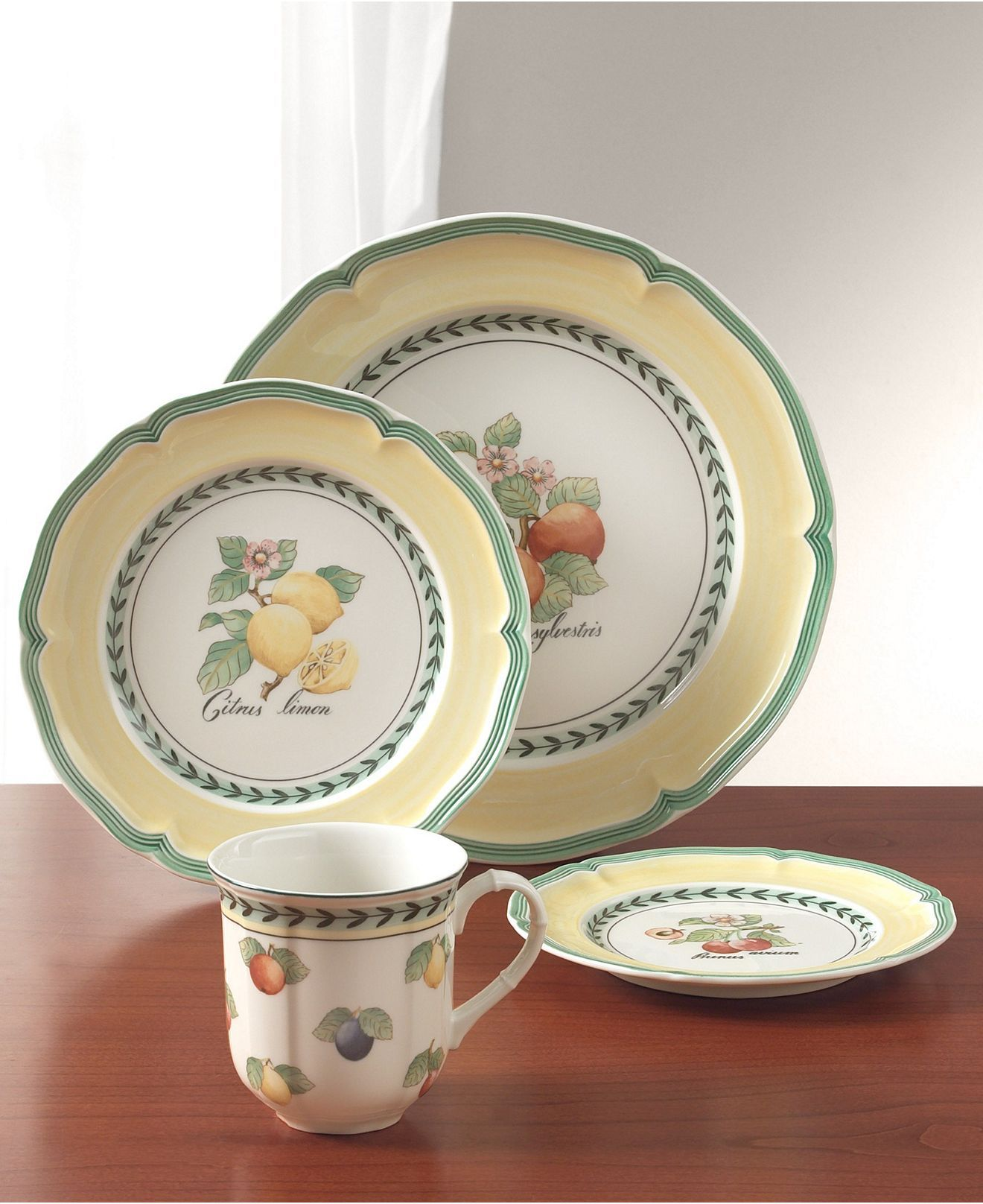 Merveilleux Villeroy U0026 Boch Dinnerware, French Garden Collection   Casual Dinnerware    Dining U0026 Entertaining   Macys Like This For An Everyday Set Of China