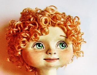 Air Dry Clay Tutorials: Modeling a Doll with Paperclay, Part 1 Head