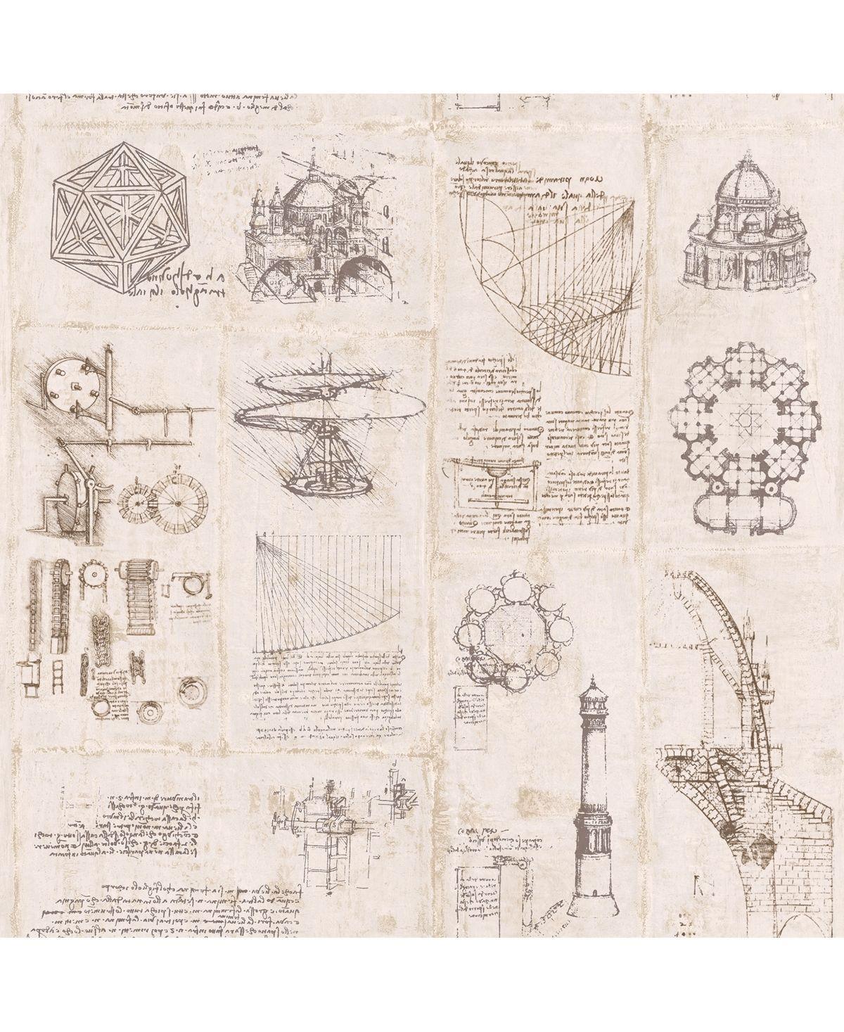 Sirpi 27 X 396 Schizzi Papiro Sketch Wallpaper Amp Reviews