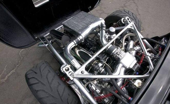 Porsche 550 Rs Spyder Subaru Engine Save Image Porsche 550