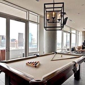The Pool Table Khole Kardashian House Pinterest Khloe - Pool table pad