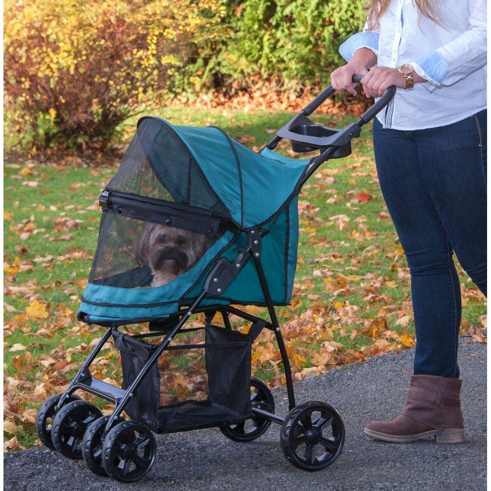 Happy Trails Lite NOZIP Pet Stroller Pet stroller, Dog