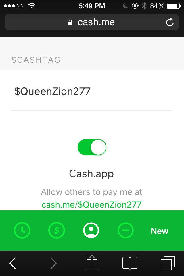 Here's my cash app if ya wanna help ya girl out a lil