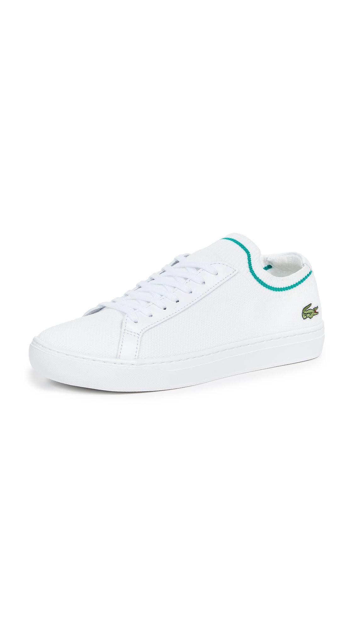 4bfb985a95f5 LACOSTE LA PIQUE TENNIS SNEAKERS.  lacoste  shoes