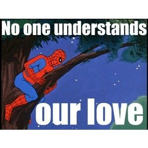 yeah... why nobody understands our love? D=