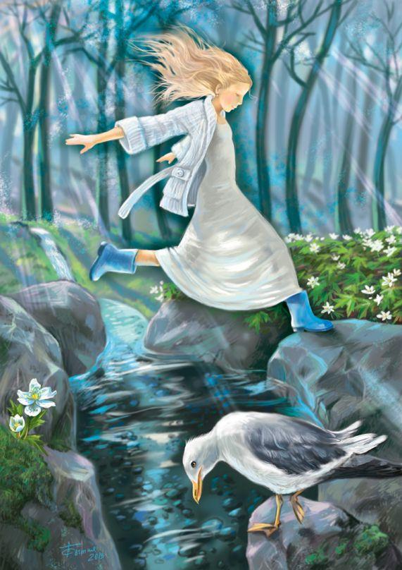 Illustrator Tanya Sitaya. Vita LiveInternet - orosz Service Online ... 4d137bd0c8