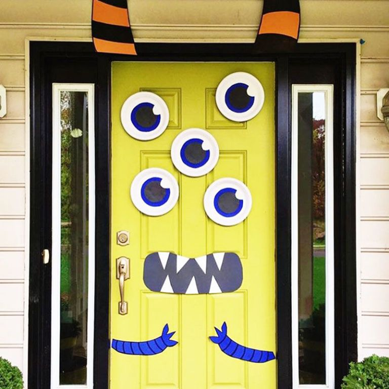 diy halloween decorations that will make your house the most boo tiful on the block