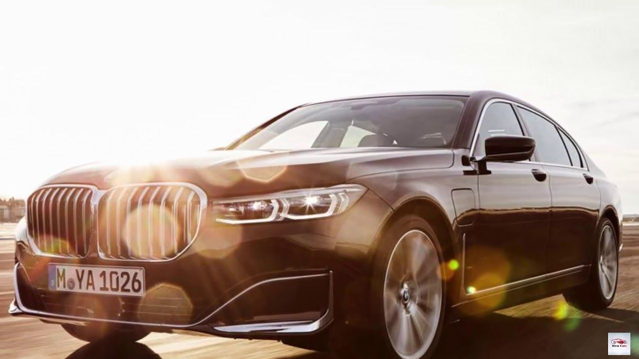The 2020 BMW 745e has more power and a longer range New