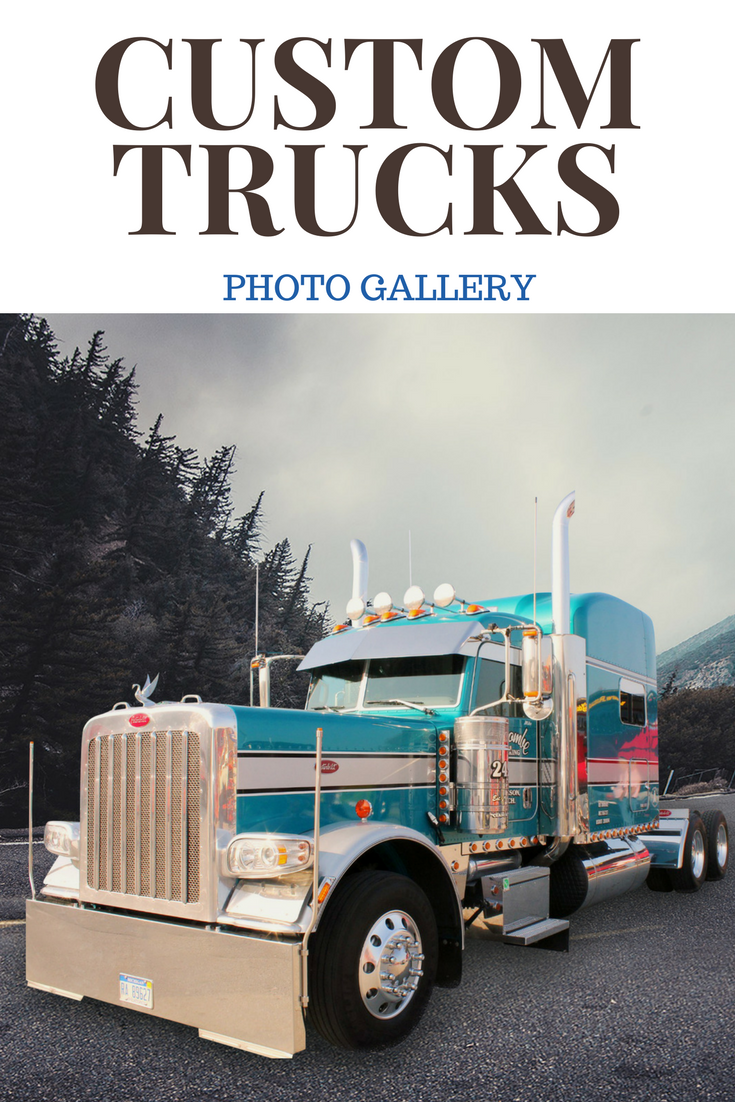 Hot Rig Show Trucks Check Out One Of Our Photo Collections Custom Semi Trucking