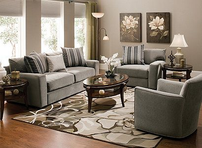 Carlin Contemporary Living Room Collection Design Tips Ideas Raymour And Flanigan Latest Living Room Designs Family Living Rooms Living Room Collections
