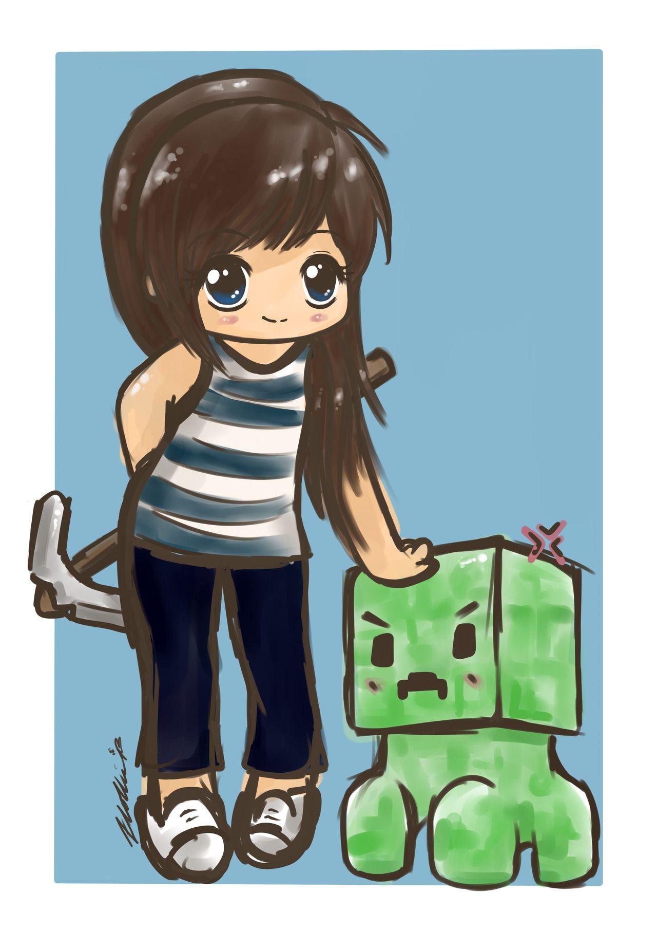 Minecraft Dibuix Pinterest