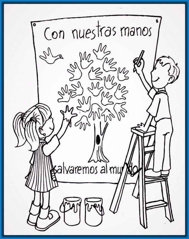 Resultado de imagen para dos niños pintando para pintar | Paz ...