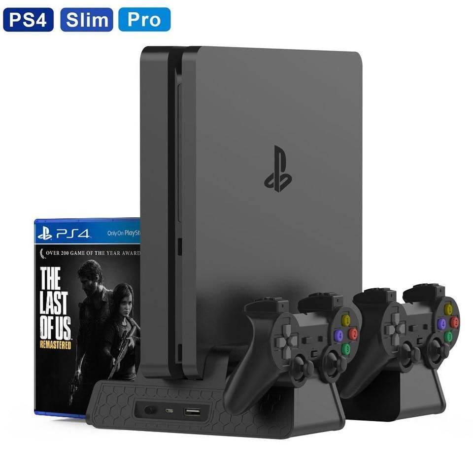 Ps4 Ps4 Slim Ps4 Procharger Game Disk Stand Ps4 Slim Ps4
