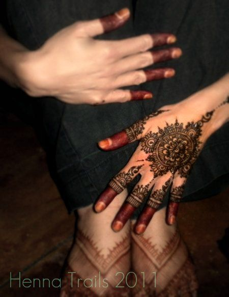 Stages Of Henna Henna Henna
