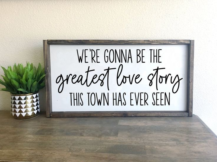 32 Inspiring Rustic Wood Signs For Your Home Decoration