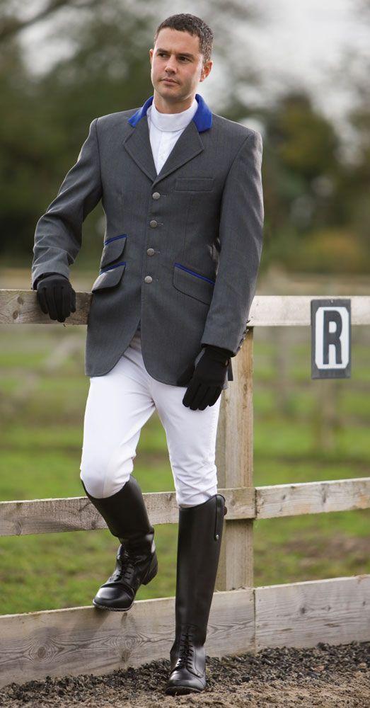 Mens Couture Equestrian Wear Equetech Mens Custom