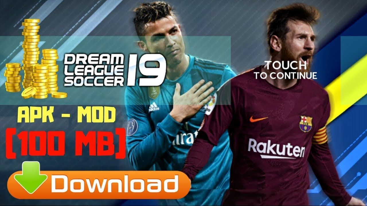 Dls 2019 Mod Classic Android Offline 100mb Download Sepak Bola