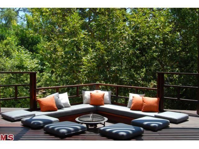 8010 Woodrow Wilson Dr Los Angeles Ca 2 Beds 2 Baths Outdoor Fire Pit Fire Pit Furniture Outdoor Fire