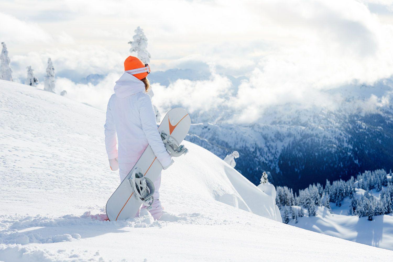 ROXY & Courrèges Snow Collection