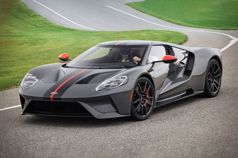 2019 Ford Gt Carbon Series Ford Gt Ford Trucks Ford Gt40